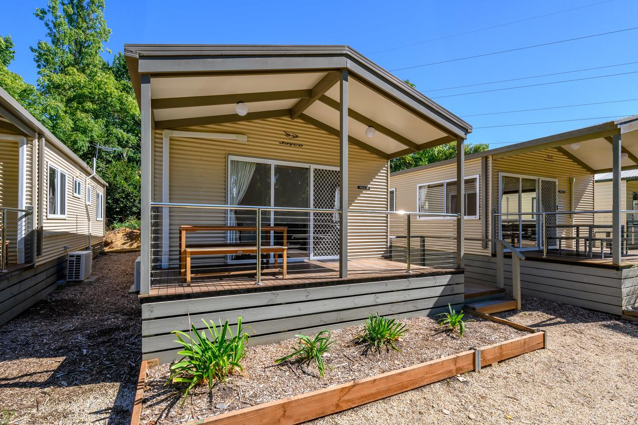 Bright Riverside Holiday Park - Accommodation in Brisbane
