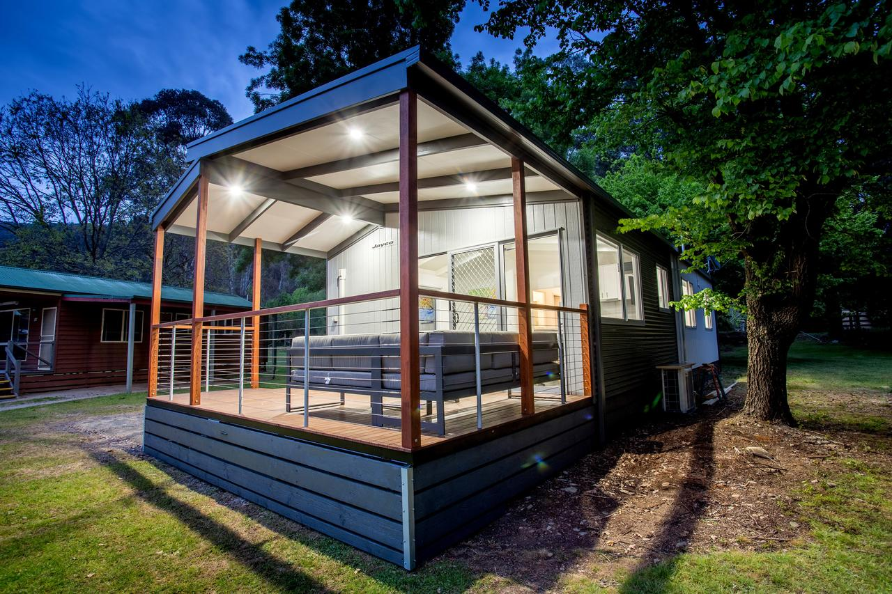 Bright Freeburgh Caravan Park - Accommodation in Brisbane