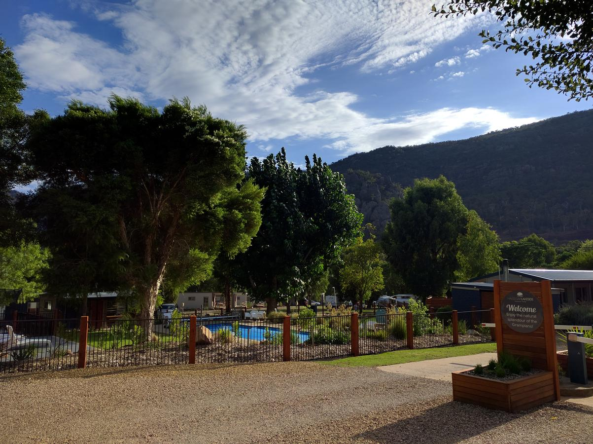 Halls Gap Lakeside Tourist Park - Accommodation in Brisbane