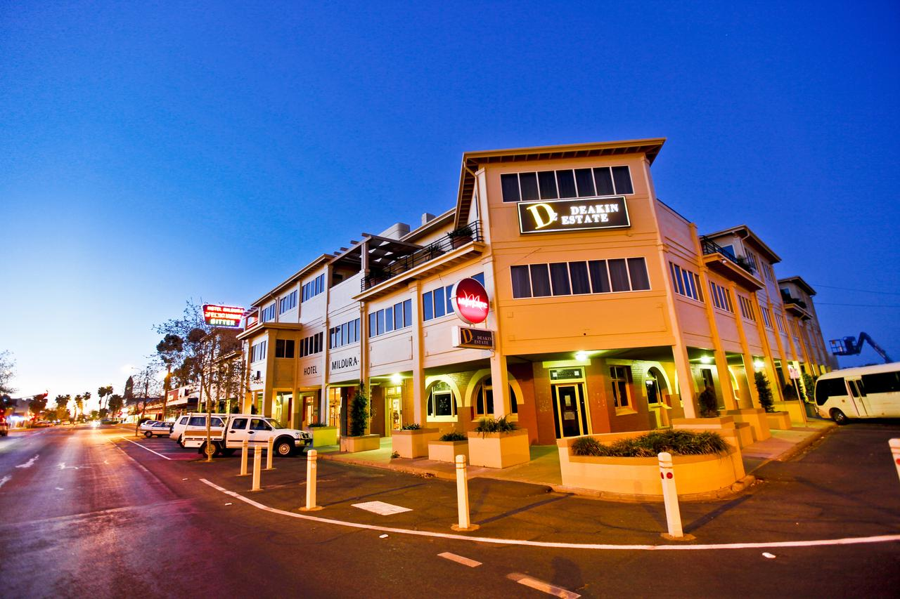 Mercure Hotel Mildura - Accommodation in Brisbane