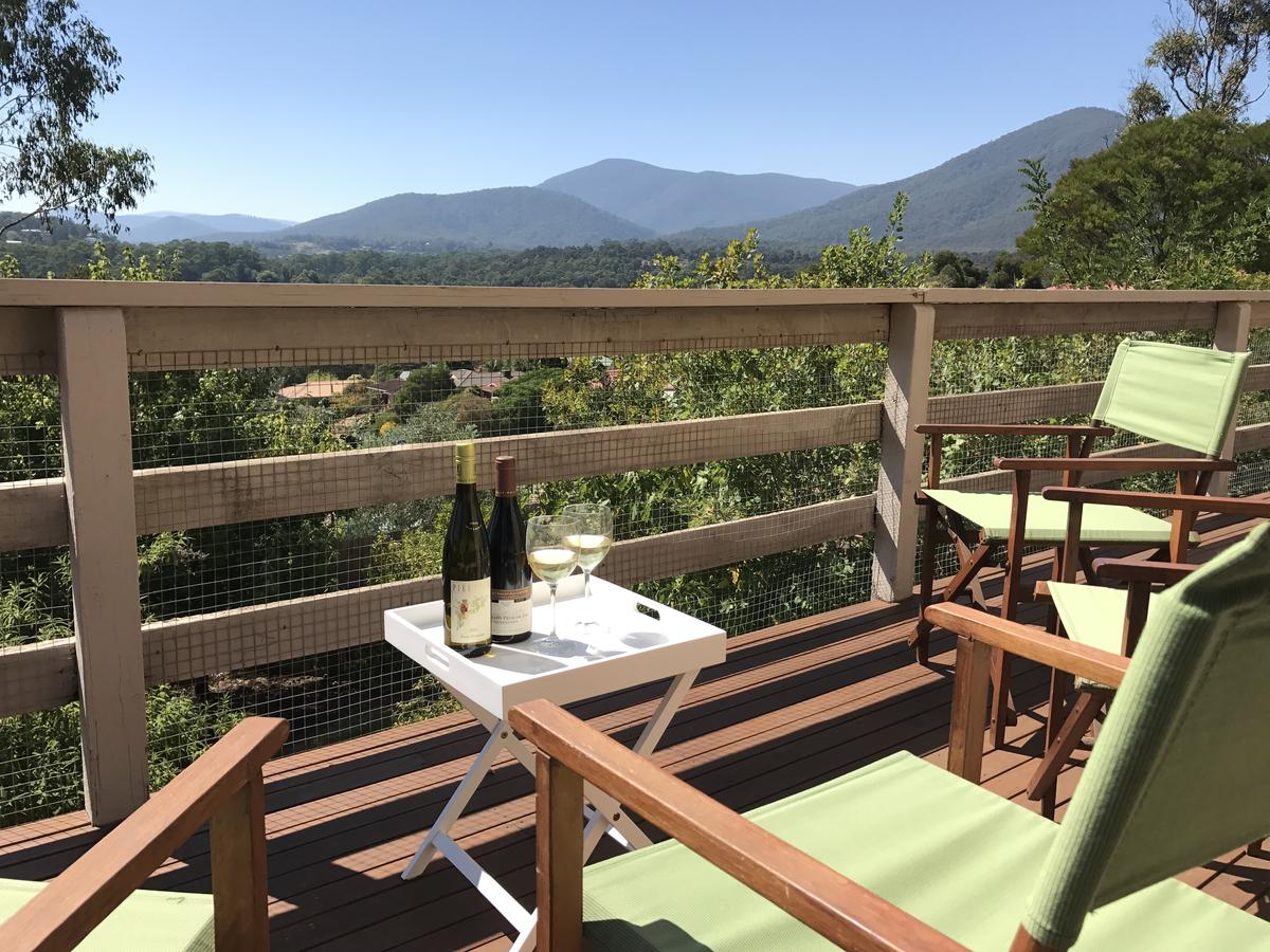 Hamptons In Healesville - Accommodation in Brisbane