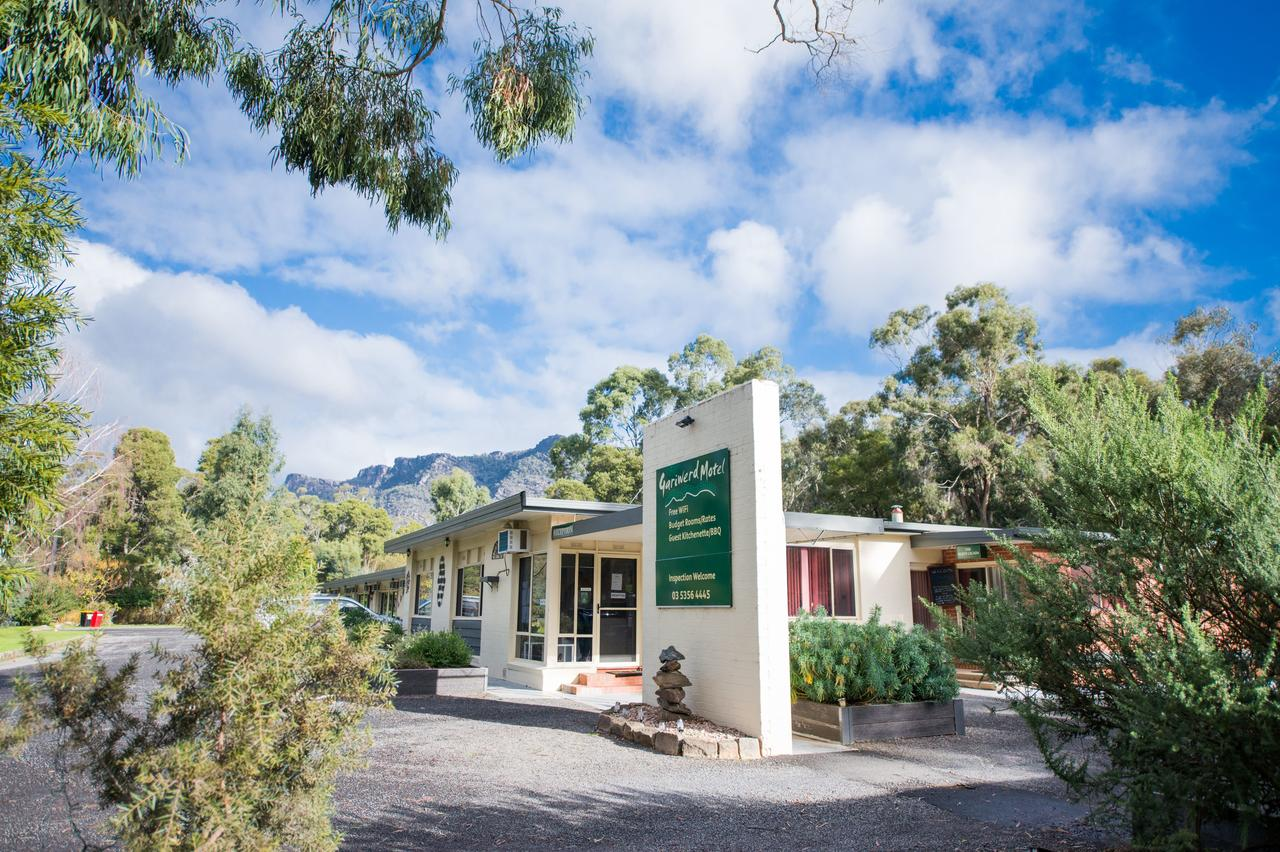 Gariwerd Motel - Accommodation in Brisbane