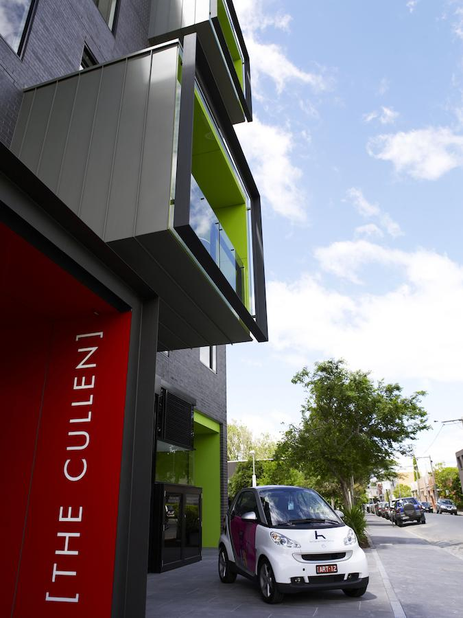 Art Series - The Cullen - Accommodation in Brisbane