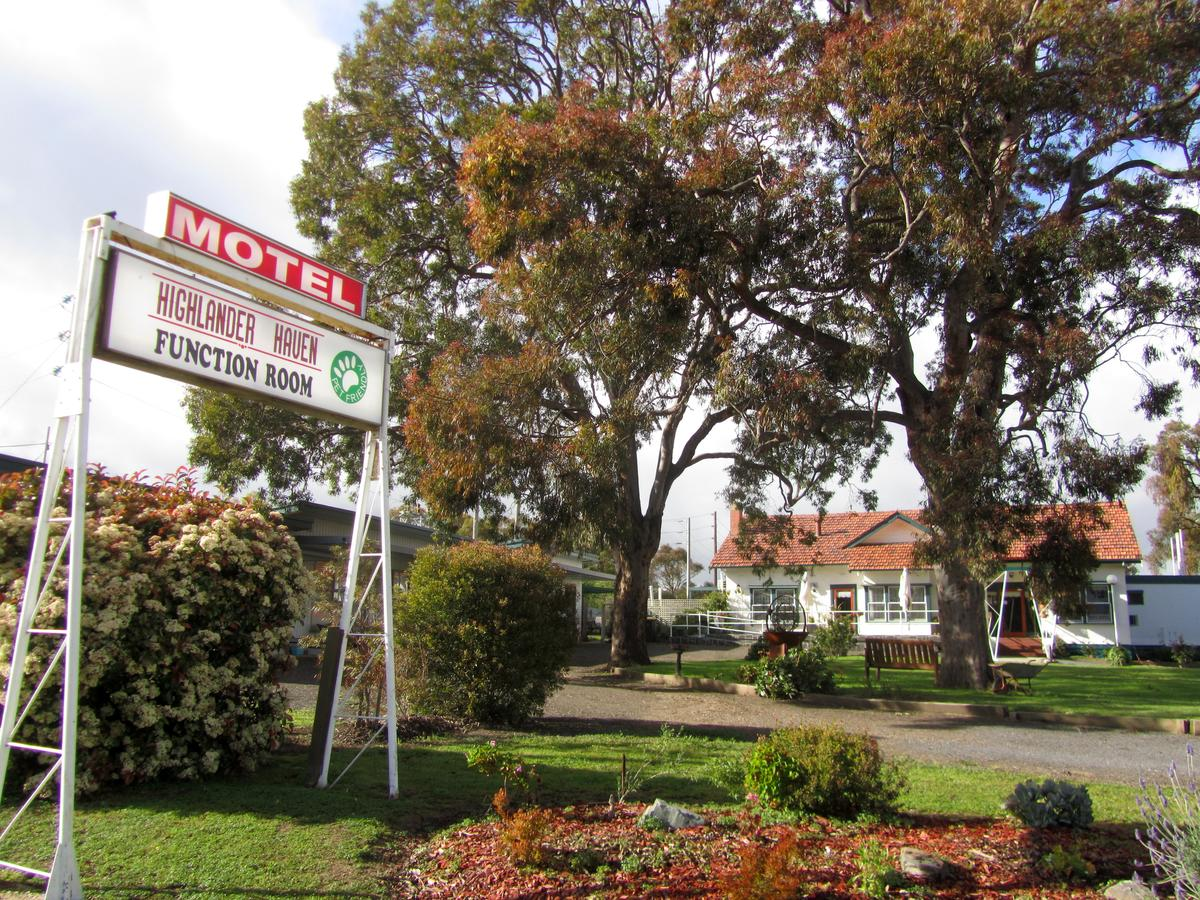 Highlander Haven Motel - Accommodation in Brisbane