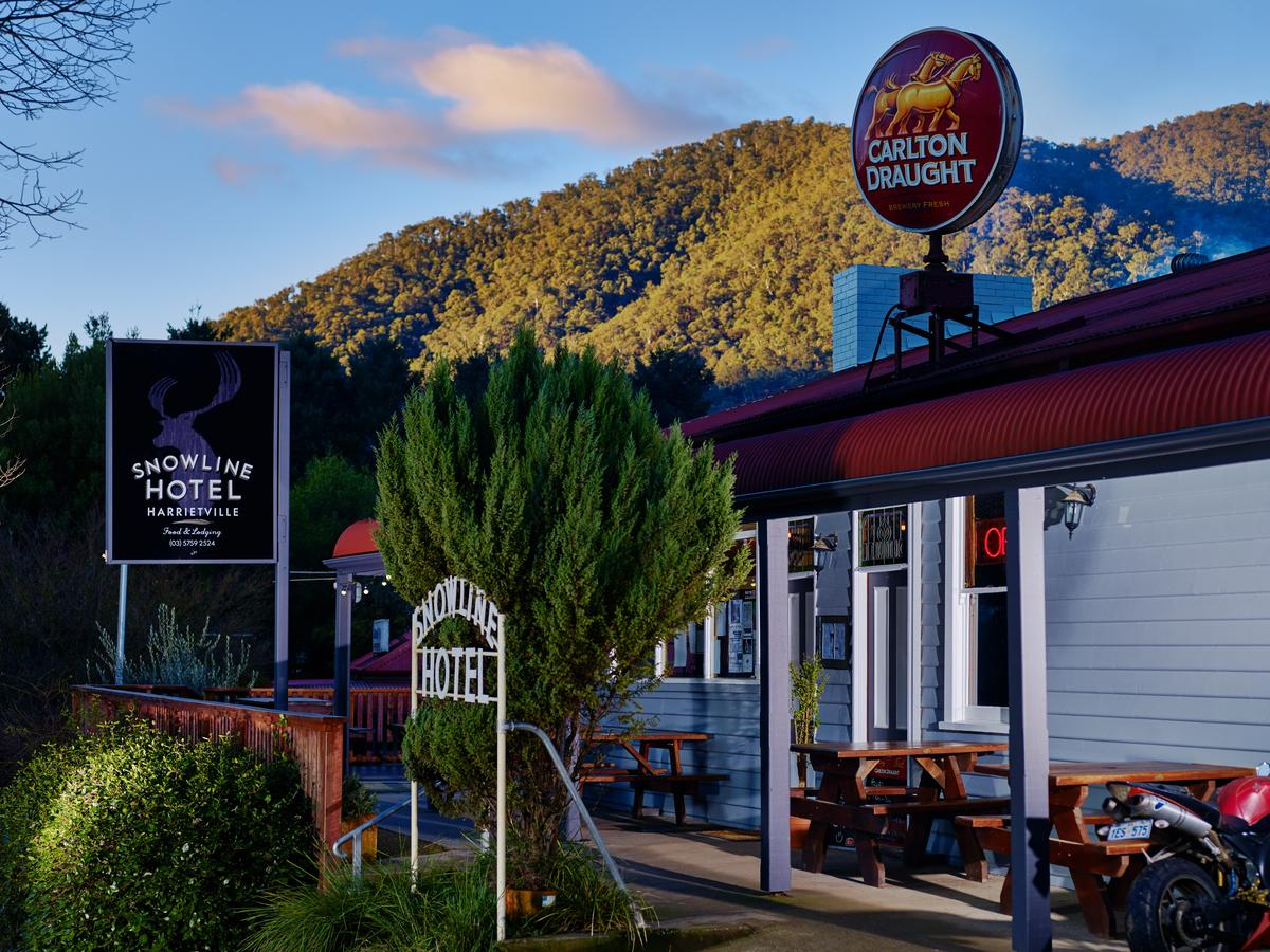 The Harrietville Snowline Hotel - Accommodation in Brisbane