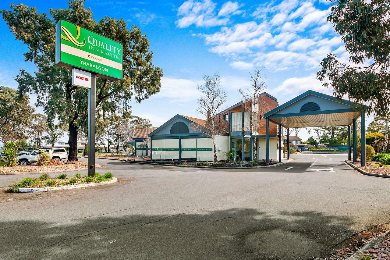 Quality Inn  Suites Traralgon - Accommodation in Brisbane