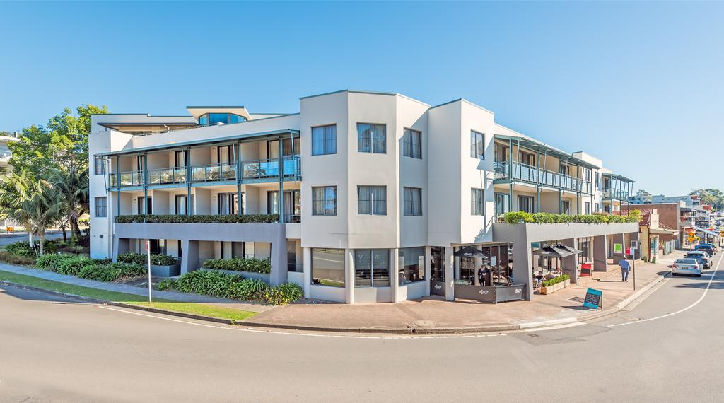 The Brighton Apartments - Accommodation in Brisbane