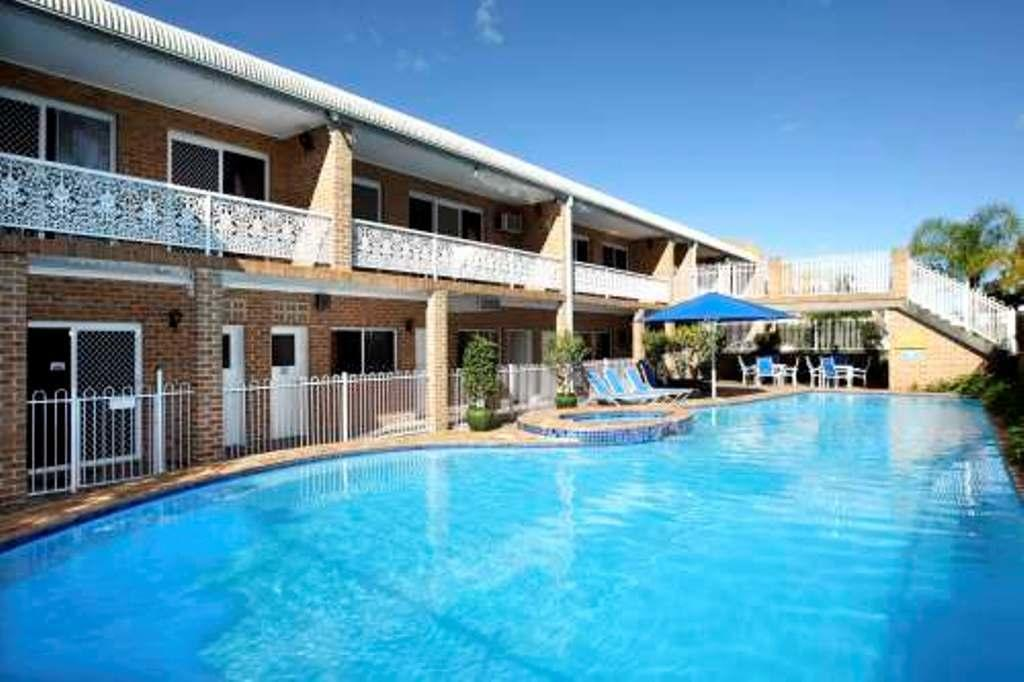 The Hermitage Motel - Campbelltown - Accommodation in Brisbane