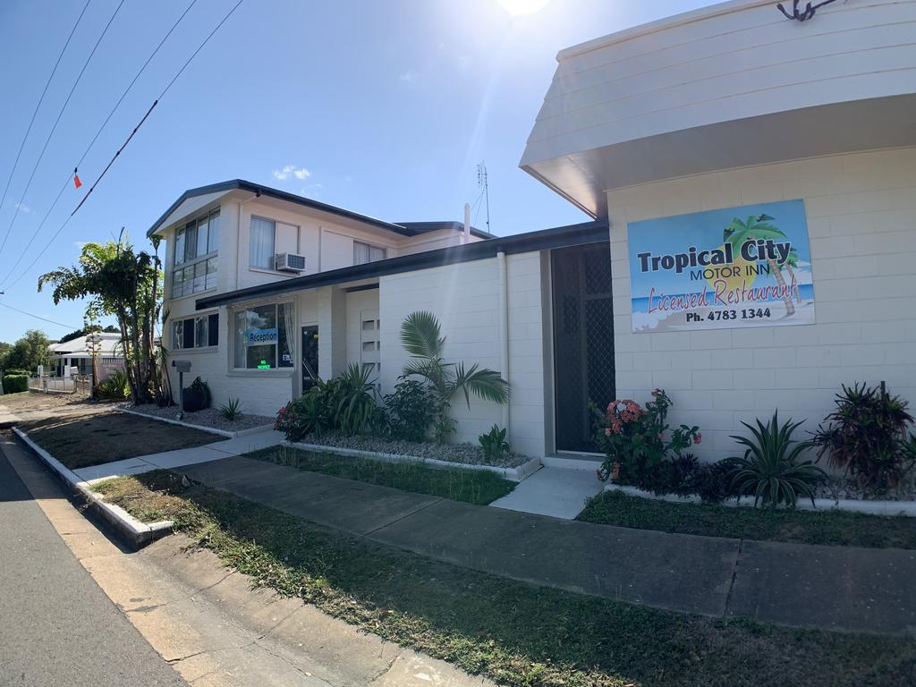 Tropical City Motor Inn - Accommodation in Brisbane