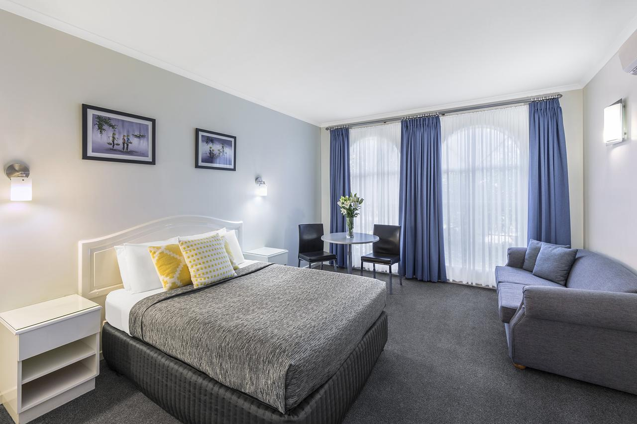 Best Western Cathedral Motor Inn - Accommodation in Brisbane