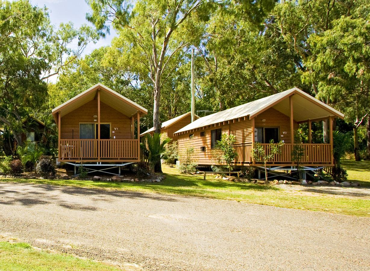 Captain Cook Holiday Village 1770 - Accommodation in Brisbane