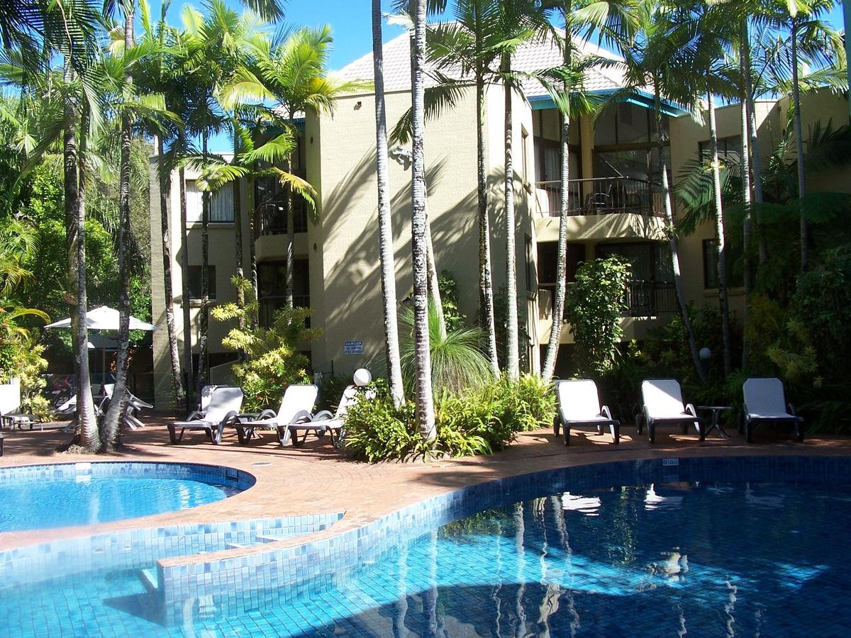 Ocean Breeze Resort - Accommodation in Brisbane