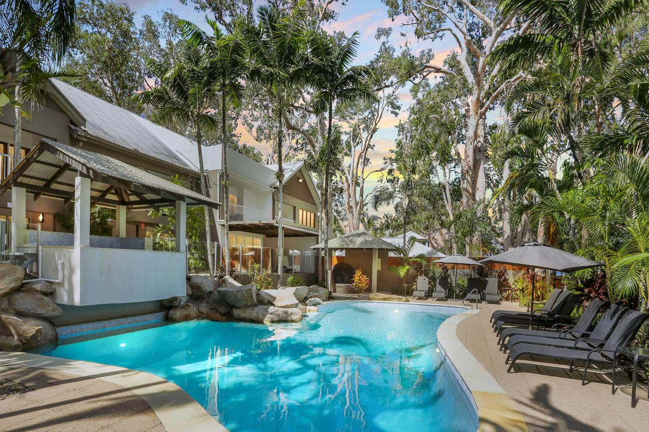 Paradise On The Beach Resort - Accommodation in Brisbane