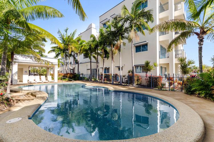 Madison Ocean Breeze Apartments - Accommodation in Brisbane