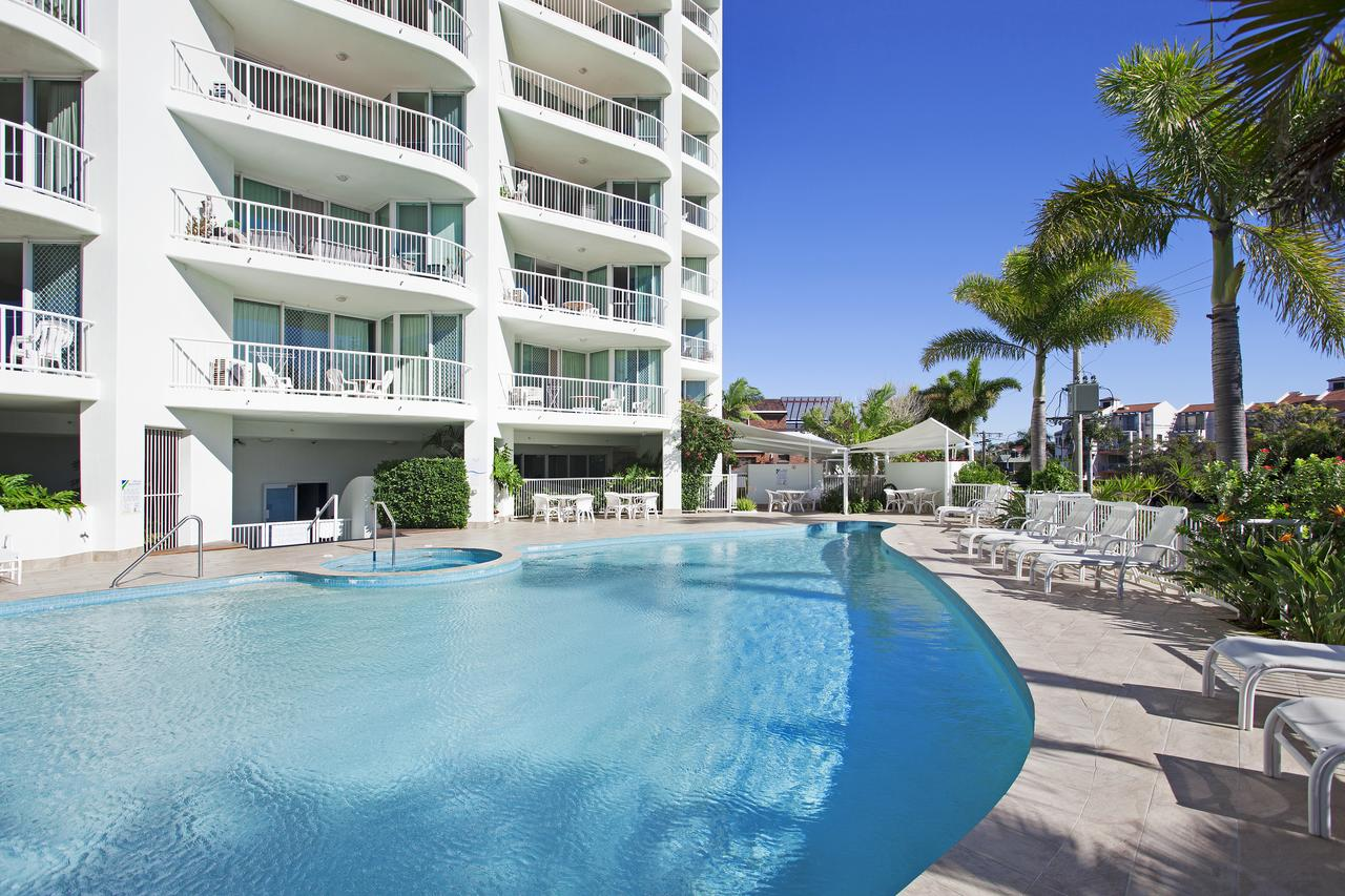 Crystal Bay On The Broadwater - Accommodation in Brisbane