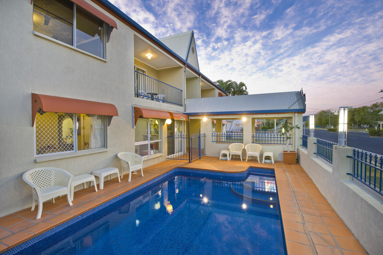 Rockhampton Serviced Apartments - Accommodation in Brisbane