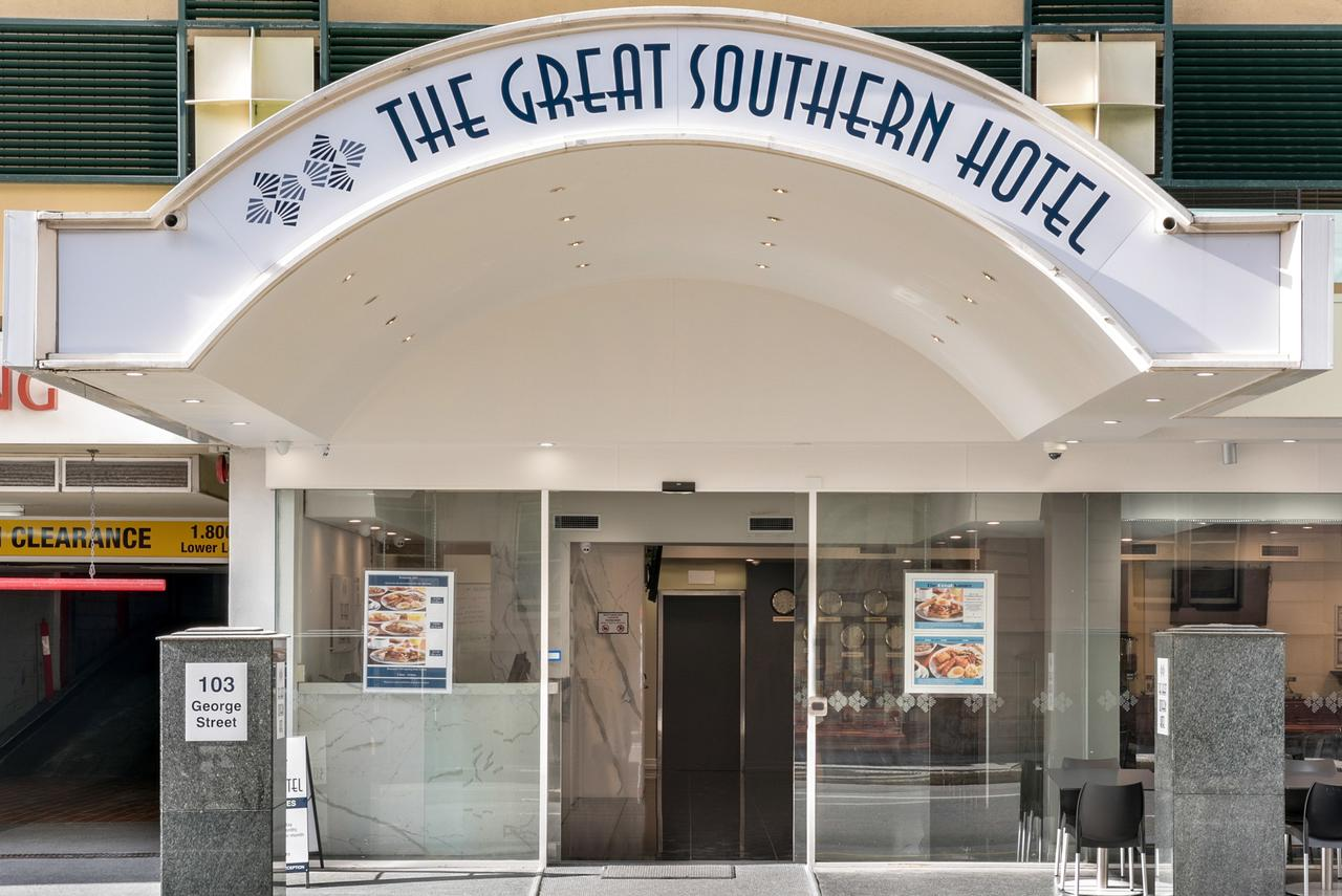 Great Southern Hotel Brisbane - Accommodation in Brisbane