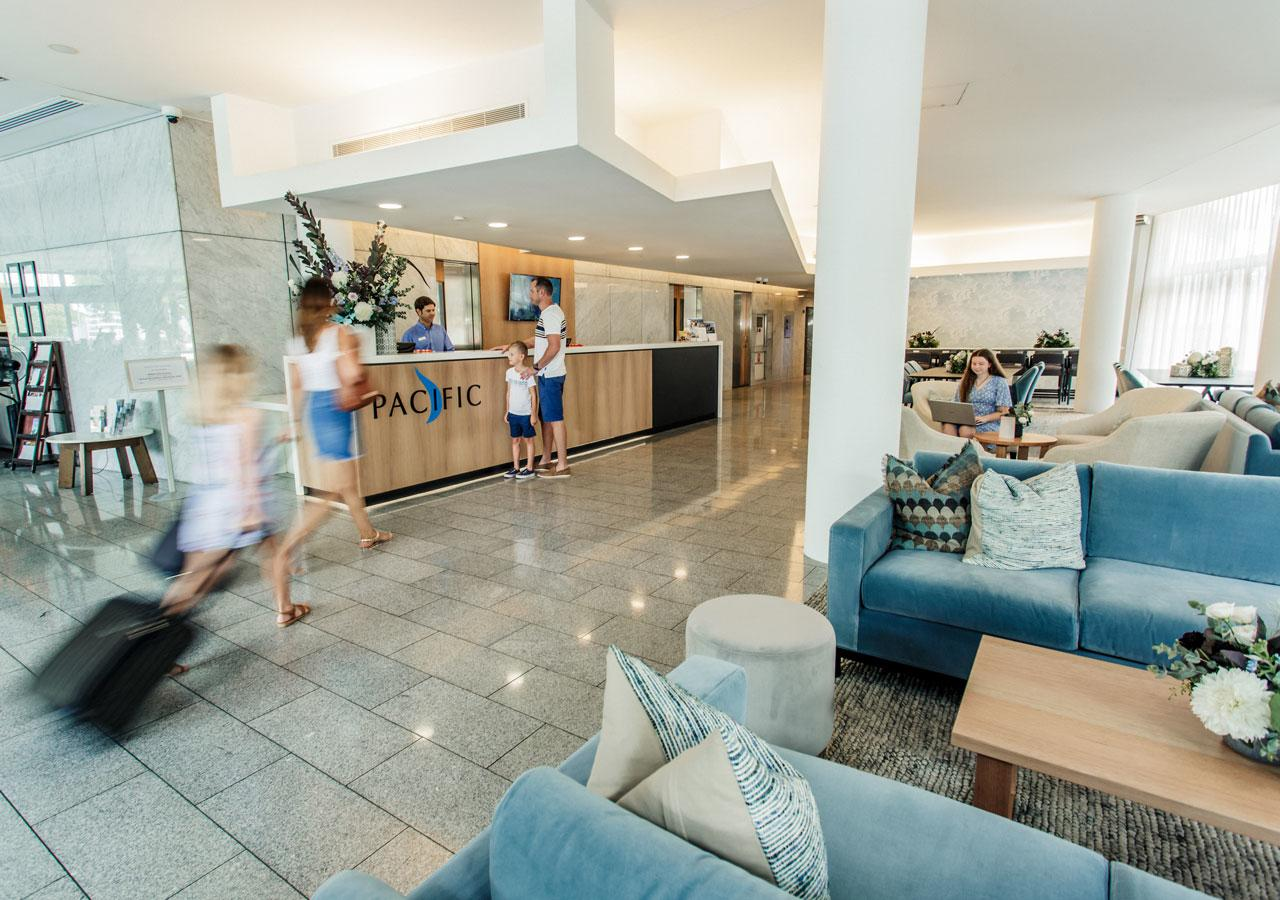 Pacific Hotel Brisbane - Accommodation in Brisbane