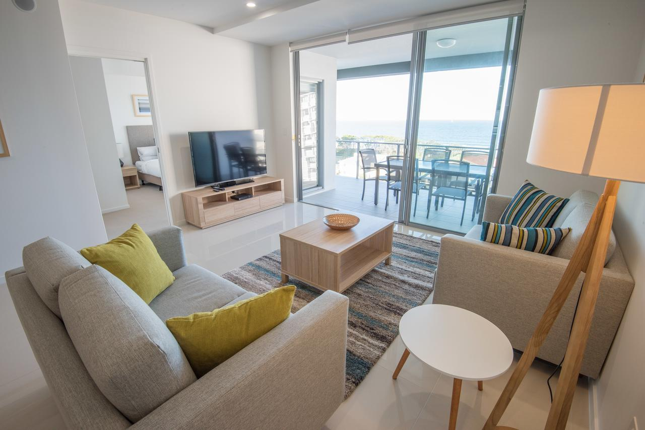 Verve on Cotton Tree - Accommodation in Brisbane