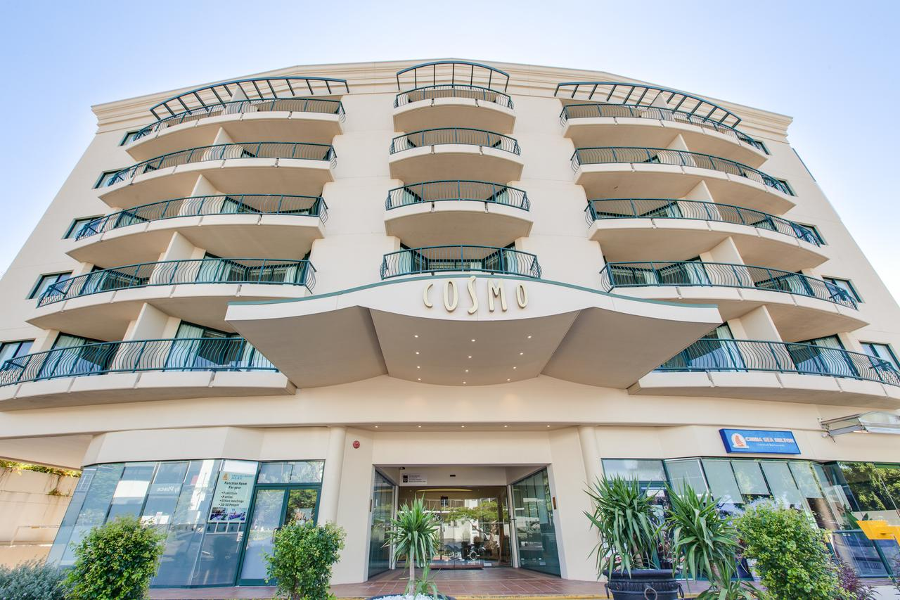 Central Cosmo Apartment Hotel - Accommodation in Brisbane