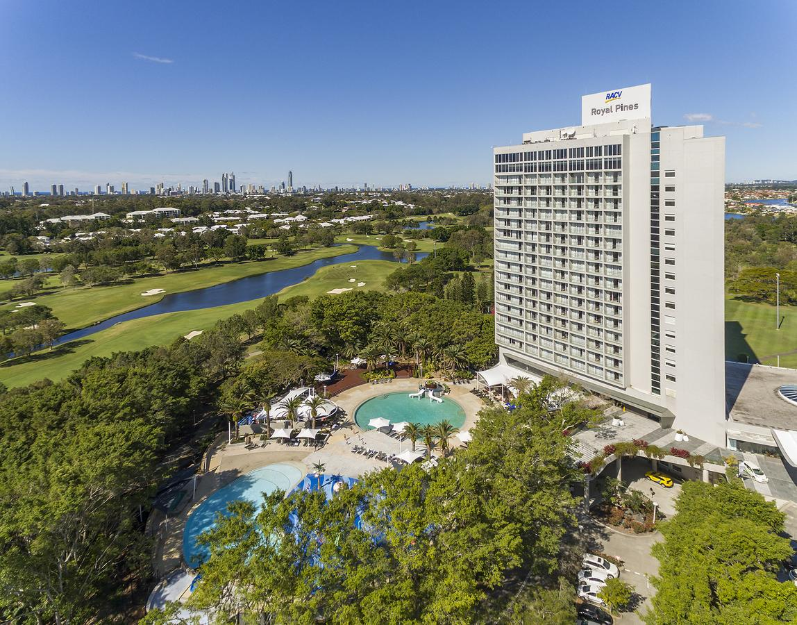 RACV Royal Pines Resort Gold Coast - Accommodation in Brisbane