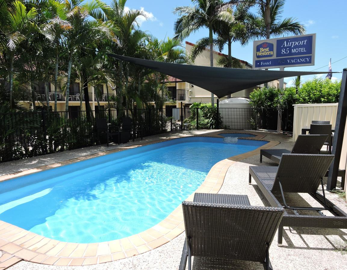 Best Western Airport 85 Motel - Accommodation in Brisbane