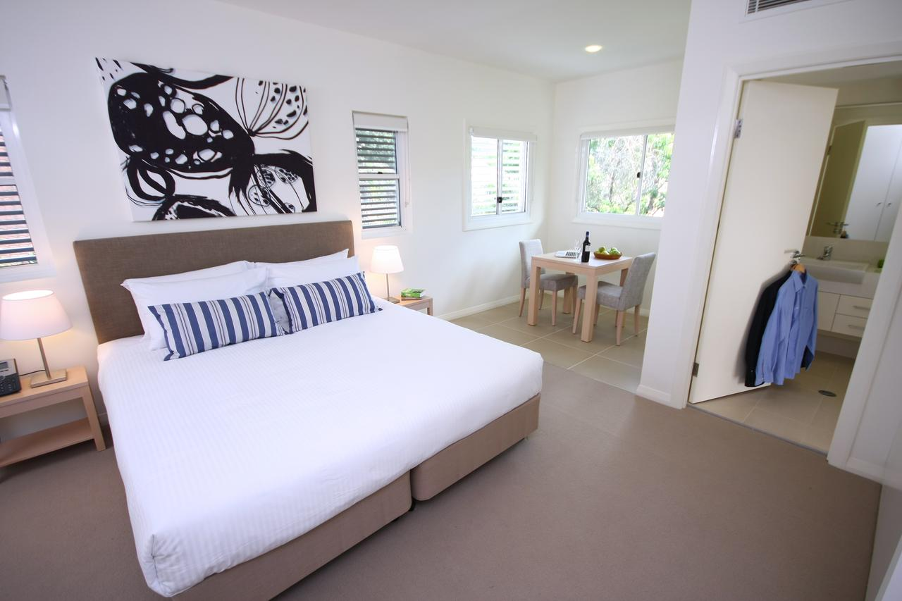 Domain Serviced Apartments - Accommodation in Brisbane