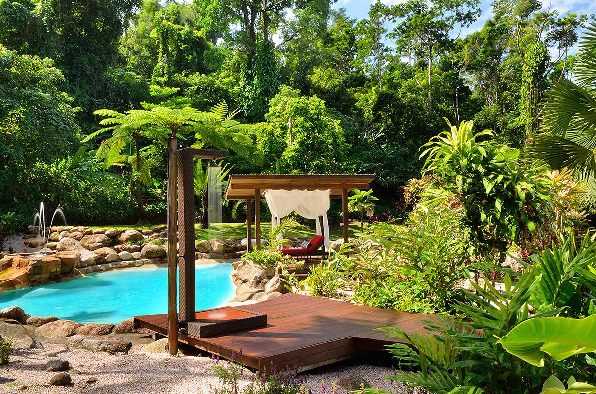 Misty Mountains Rainforest Retreat - Accommodation in Brisbane