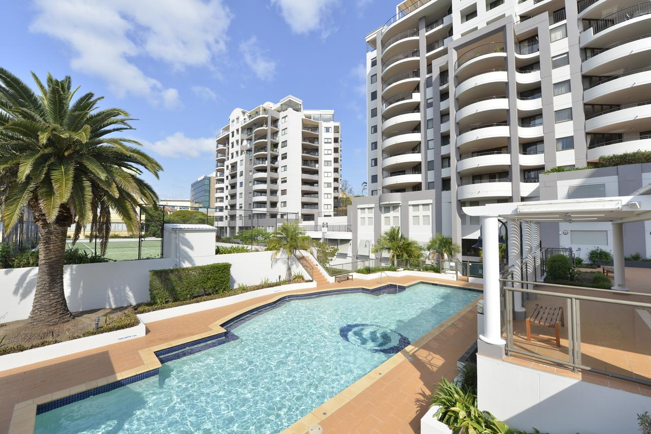 The Oasis Apartments - Accommodation in Brisbane
