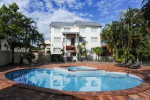 Earls Court Motel  Apartments - Accommodation in Brisbane
