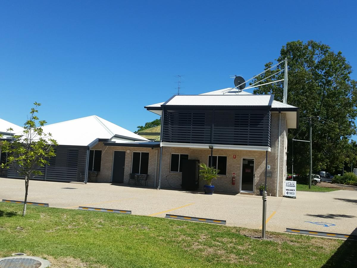 Emerald Park Motel - Accommodation in Brisbane