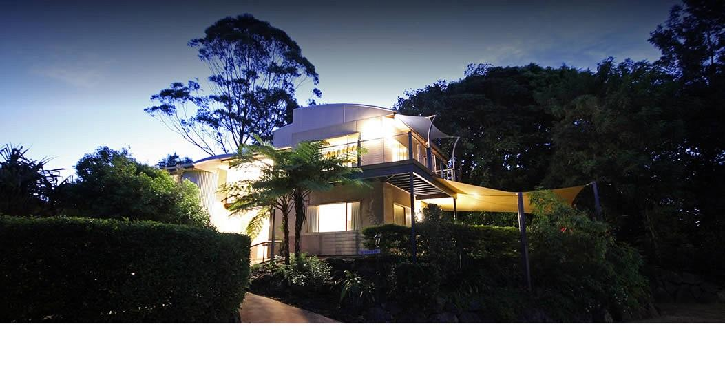 Maleny Terrace Cottages - Accommodation in Brisbane