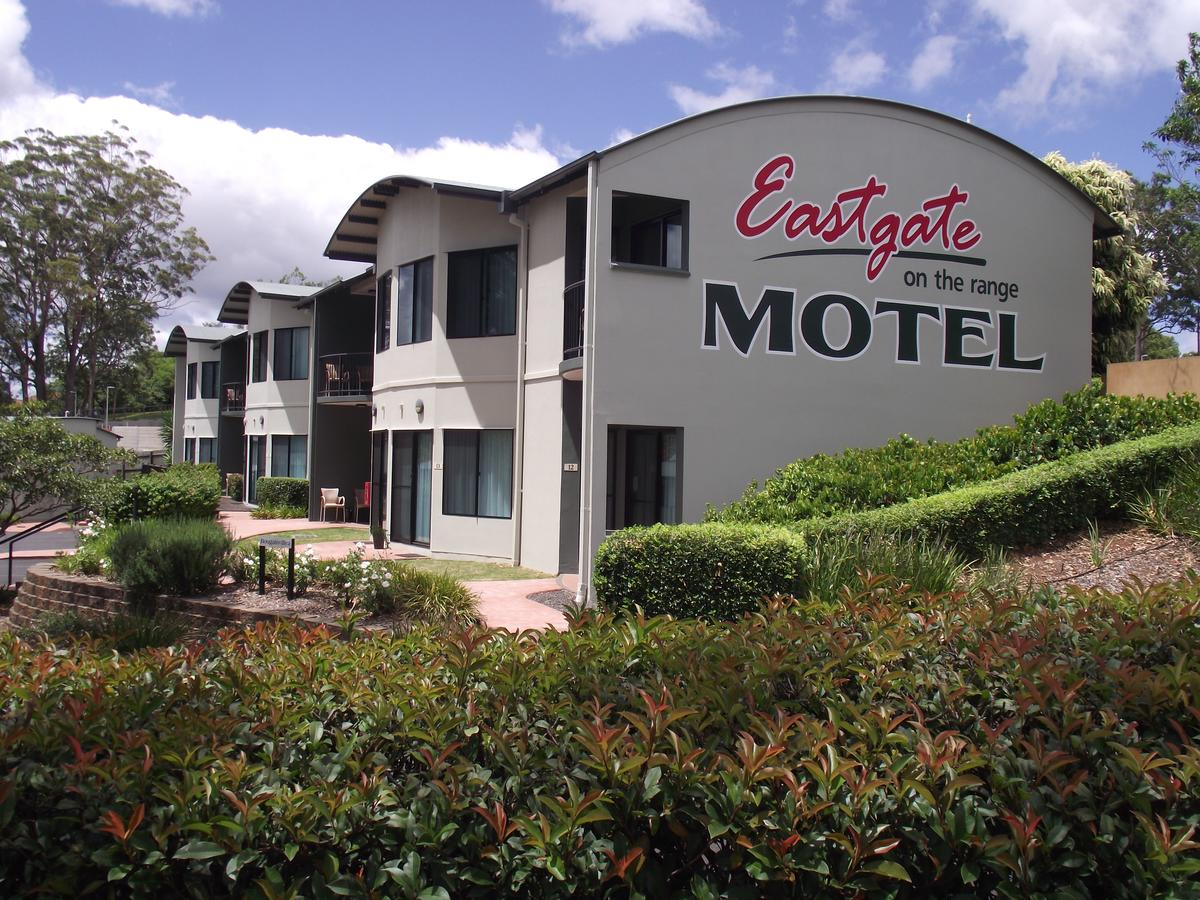 Eastgate Motel on the Range - Accommodation in Brisbane