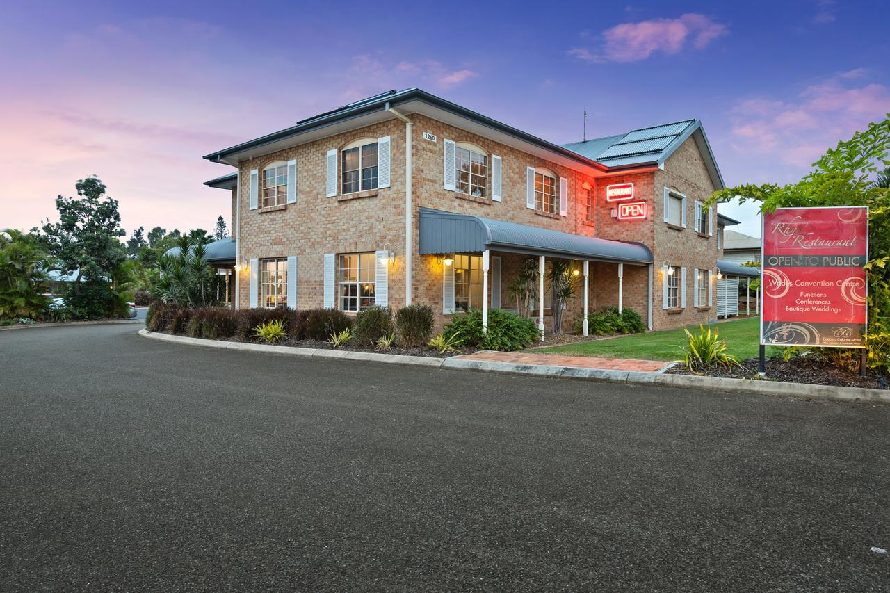 Coopers Colonial Motel - Accommodation in Brisbane