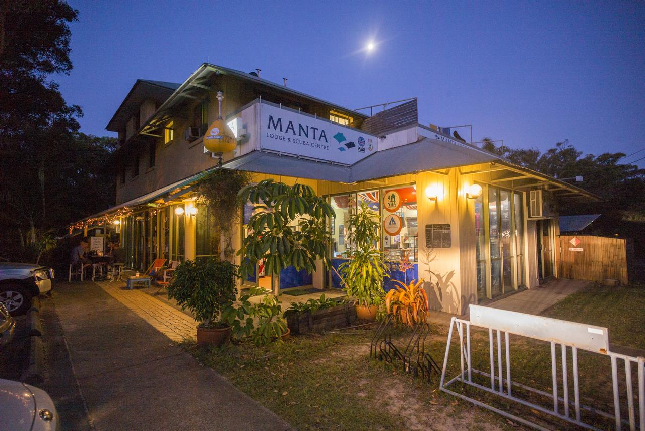 Manta Lodge YHA  Scuba Centre - Accommodation in Brisbane