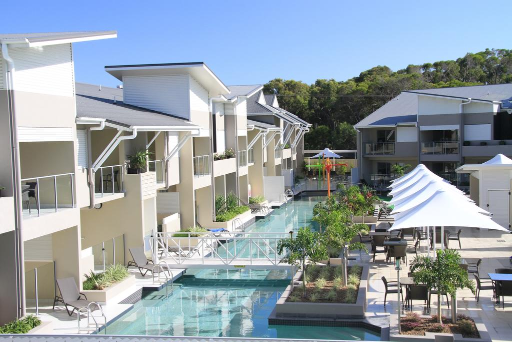 1770 Lagoons Central Apartment Resort - Accommodation in Brisbane