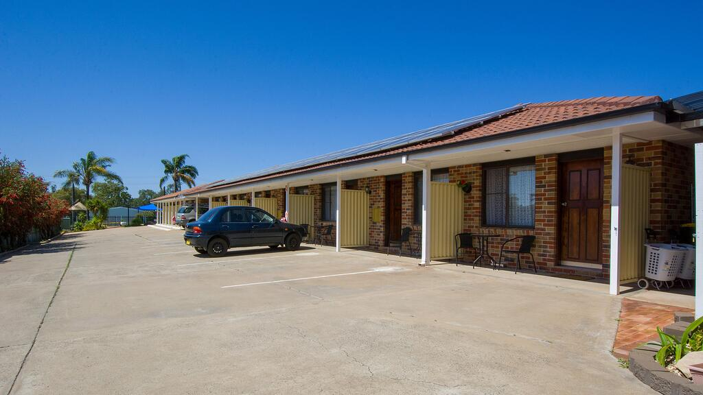 Aalbany Motel Narrabri - Accommodation in Brisbane