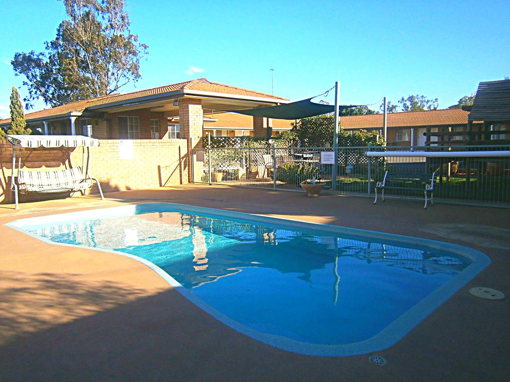 Aaron Inn Motel - Accommodation in Brisbane
