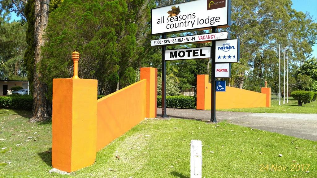 All Seasons Country Lodge - Accommodation in Brisbane