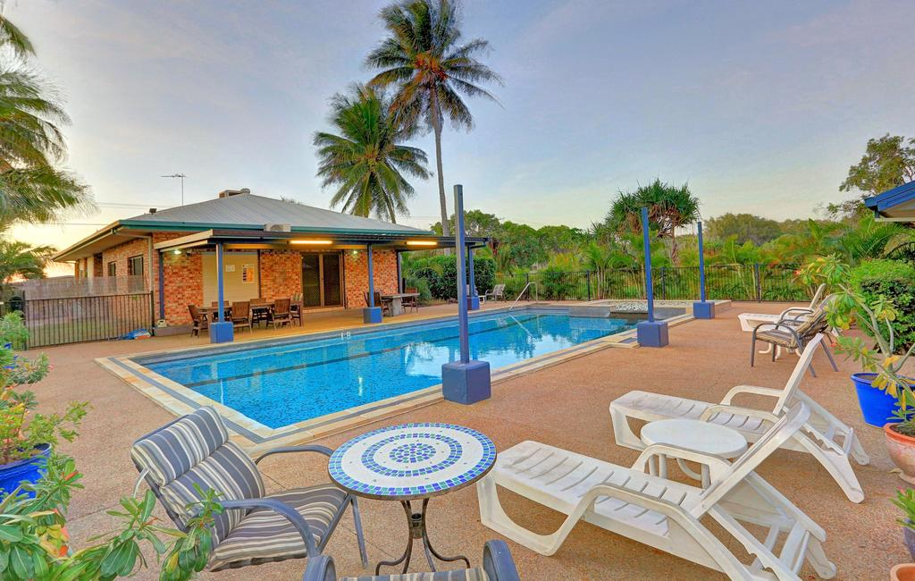 Alva Beach Tourist Park - Accommodation in Brisbane
