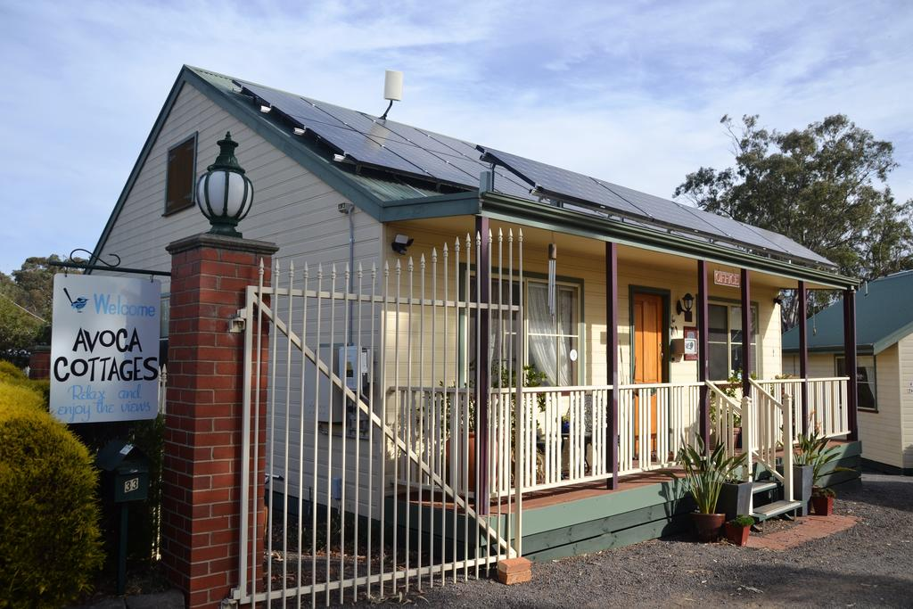 Avoca Cottages VICTORIA - Accommodation in Brisbane