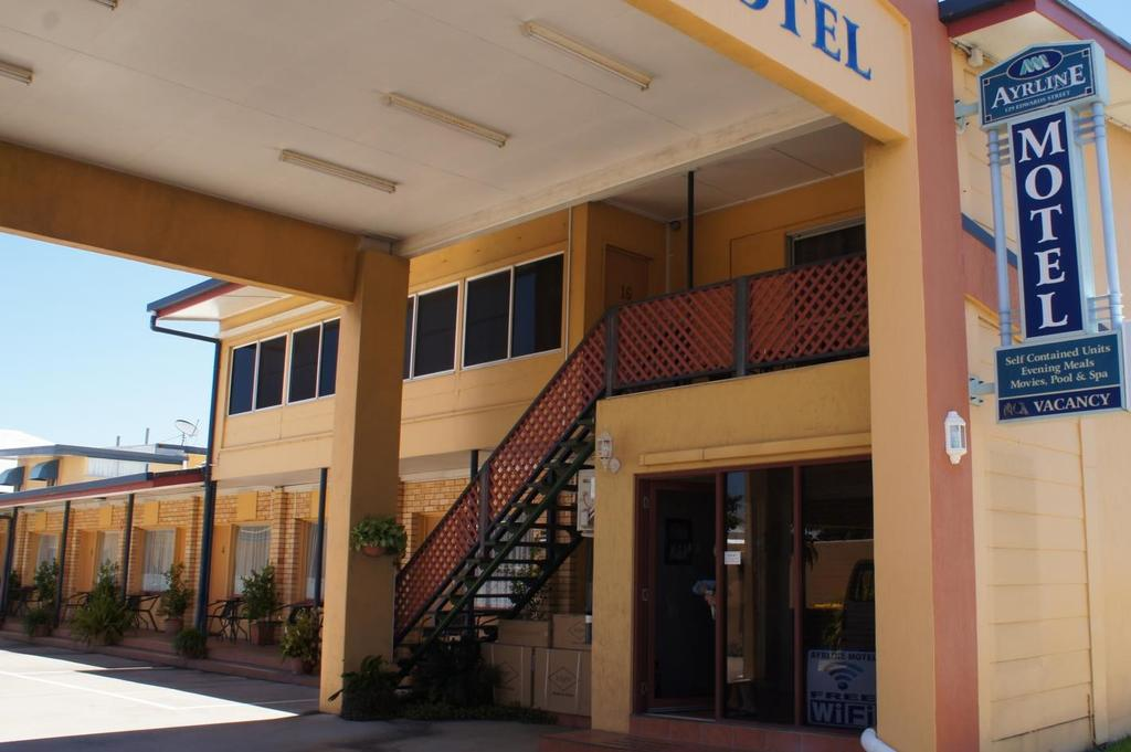 Ayrline Motel - Accommodation in Brisbane